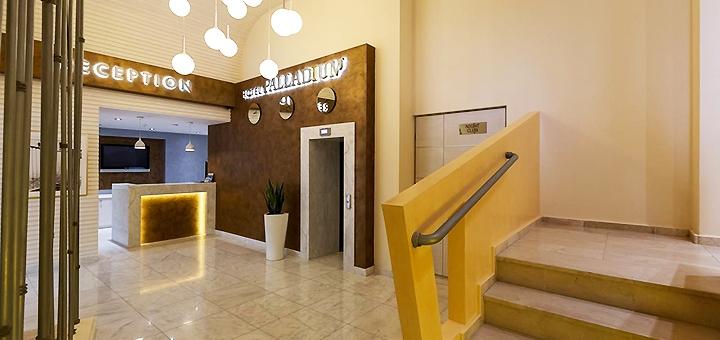 От 2 дней отдыха в мае с посещением бассейна в отеле «Палладиум» 4* в Одессе