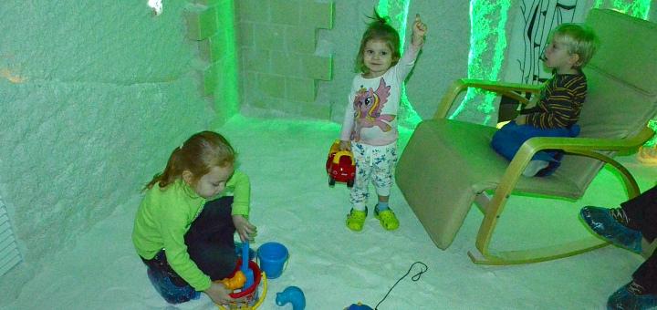 До 10 посещений соляной комнаты на Березняках