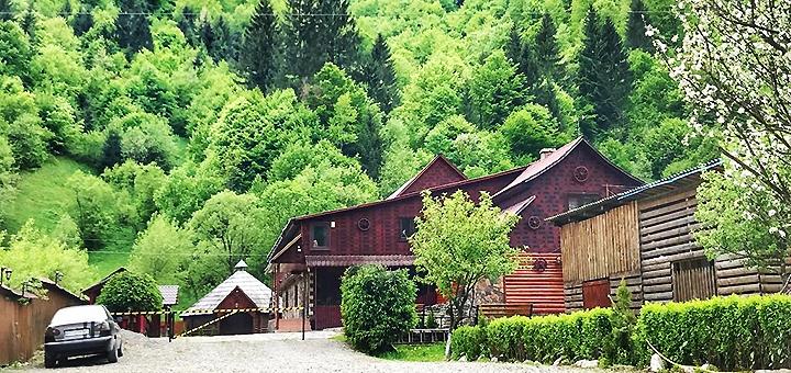 От 3 дней отдыха в отеле «Kargor» в Карпатах