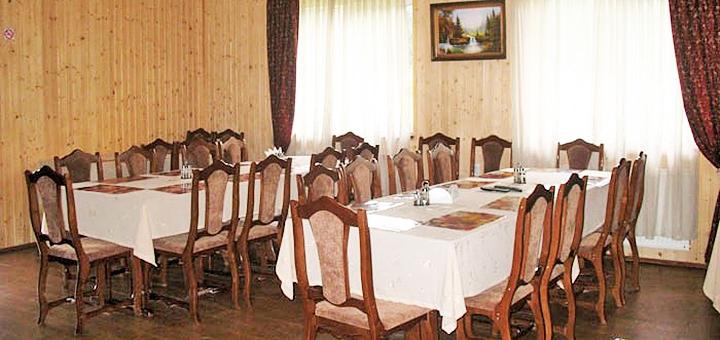 От 3 дней отдыха с трехразовым питанием в отеле «Под Говерлой» в Ворохте
