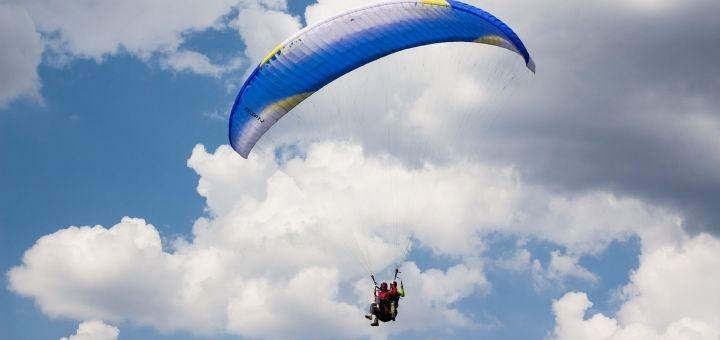Скидка до 40% на полет на параплане с инструктором или мастер-класс от клуба «Sky Country»