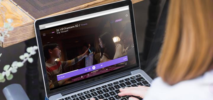 3 месяца подписки на интерактивное ТВ от сервиса телевидения «OmegaTV»