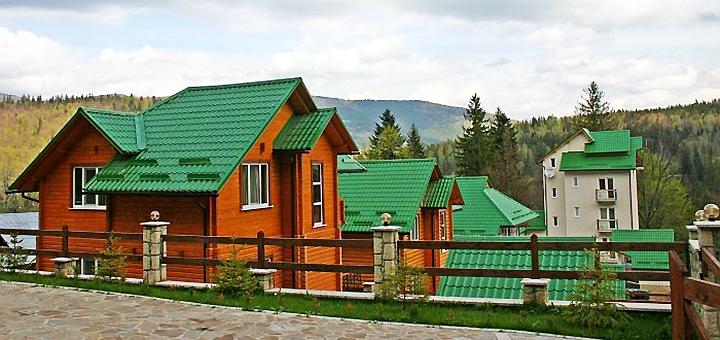 От 2 дней отдыха с посещением сауны в отеле «Sofia Forest Club» в Яремче