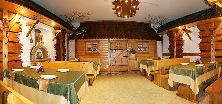 От 4 дней отдыха в мае в отельном комплексе «Горный спуск» в Карпатах