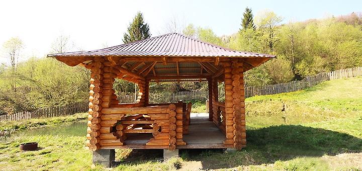 От 4 дней отдыха в котедже «Пустошак» в Закарпатье