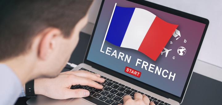 До 8 индивидуальных онлайн-занятий по изучению французского языка по Skype от «Clever Teachers»