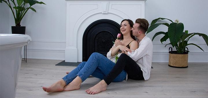 Профессиональная фотосессия «Love Story» от фотографа Марьяны Танюк