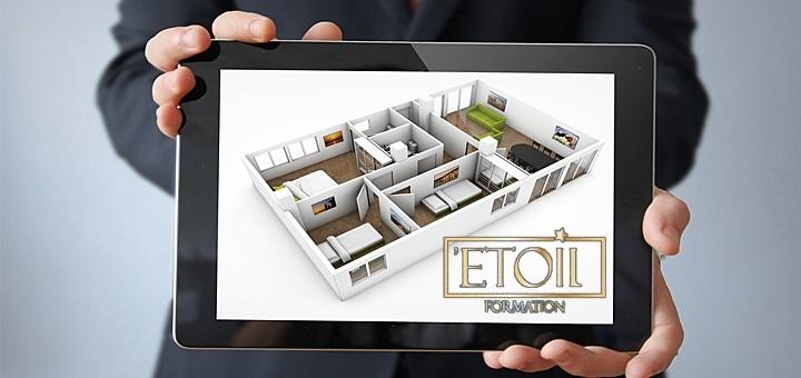 Мастер-класс «Игра фактур и материалов в интерьере» от школы практического дизайна «Etoil»