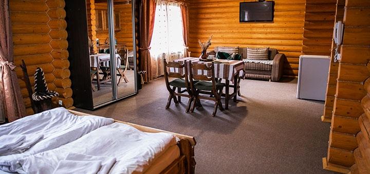 От 3 дней отдыха с питанием и SPA в отельном комплексе «Карпаты» в Мигово