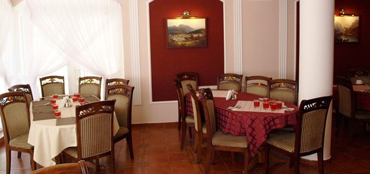 От 3 дней отдыха весной и летом с питанием и лечением в отеле «Солнечный» в Закарпатье