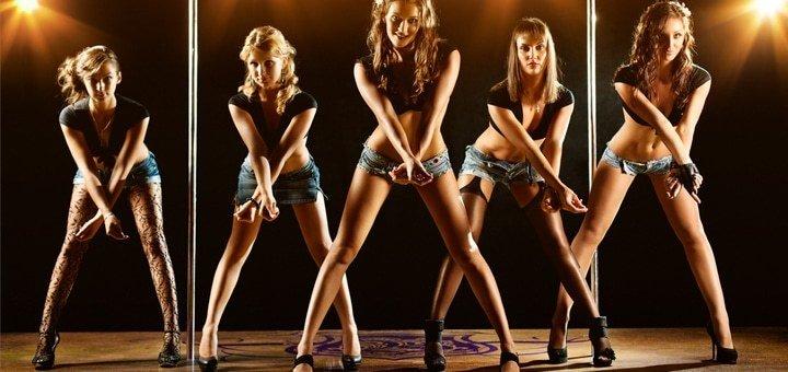 8, 16 или 24 занятия Pole dance в студии танца «Pa Pillon»!