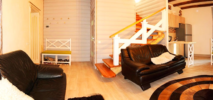 От 3 дней отдыха весной и летом для компании в коттеджном комплексе «Spa House» в Карпатах