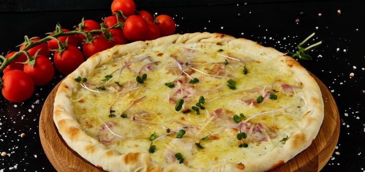 Скидка 40% на мангальное меню, пиццу, снеки и гарниры с доставкой или в ресторане «Mr.Jack»