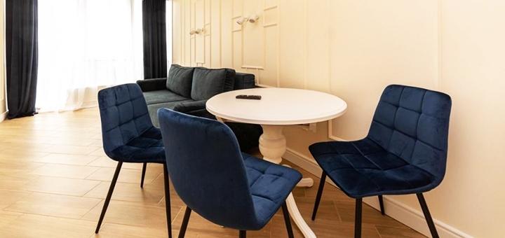 От 3 дней отдыха в мае в апартаментах с видом на море в «Apart Hotel Greenwood near Sea»