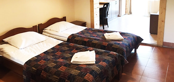От 3 дней весеннего отдыха с завтраками на эко-курорте «Изки» в Закарпатье