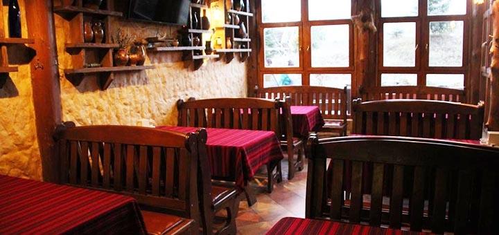 От 3 дней весеннего отдыха с питанием на эко-курорте «Изки» в Закарпатье