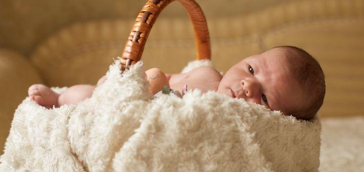 Выездная фотосессия новорожденных от профессионального фотографа Максима Головко