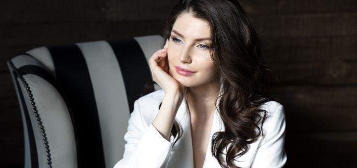 Профессиональная фотосессия с макияжем «Модельное портфолио» от команды «Photo Fishka»