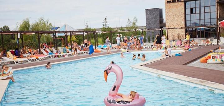 От 2 дней загородного отдыха в отеле «Остров River Club» в Днепропетровской области