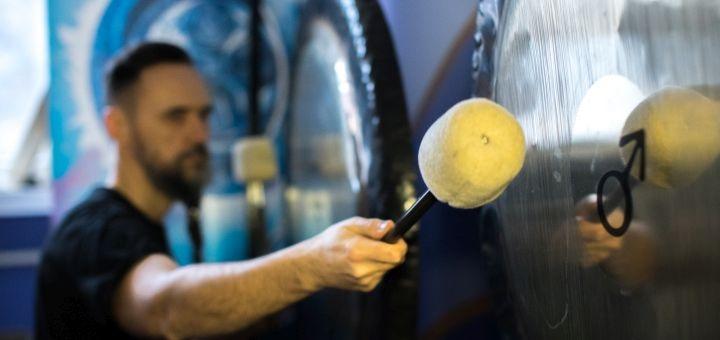 Звукотерапия обертонными инструментами от студии «Ezzo Sound»