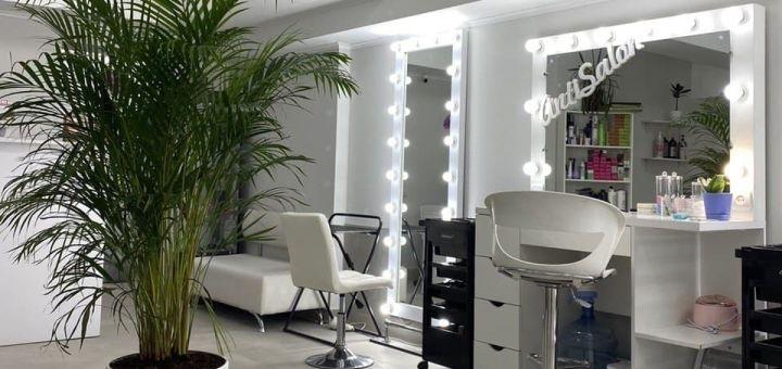 До 5 сеансов релакс массажа в салоне красоты «AntiSalon Pechersk»