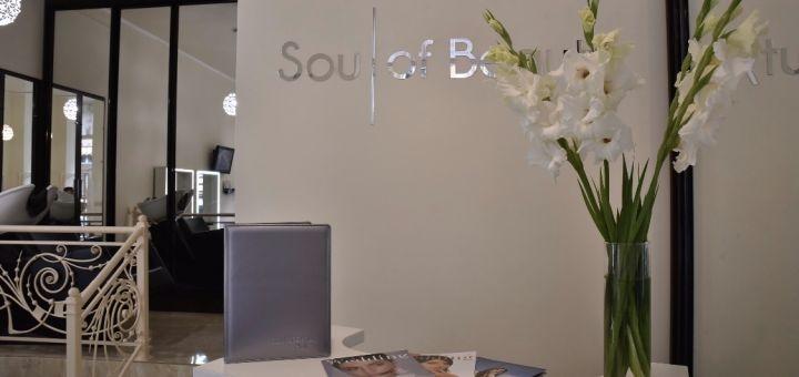 До 7 сеансів RF-ліфтингу обличчя, шиї та зони декольте у центрі «Soul of beauty»