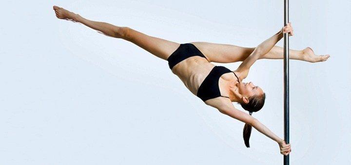 Занятия по направлениям: стретчинг, флай стретчинг, джимстрейчинг, стрип пластика, стрип денс в студии танца «Pa Pillon»