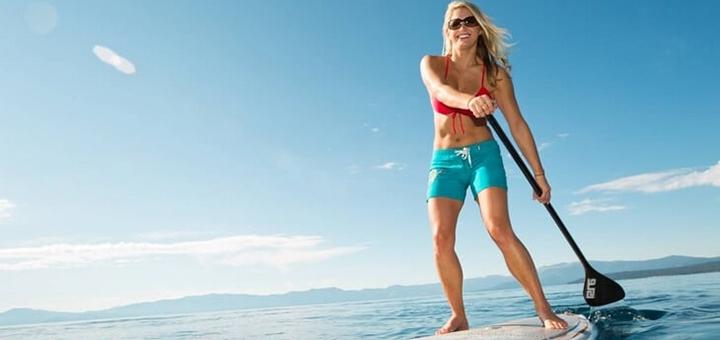 Скидка до 33% на прокат SUP Board от прокатно-экипировочного центра «Амигос Тур»