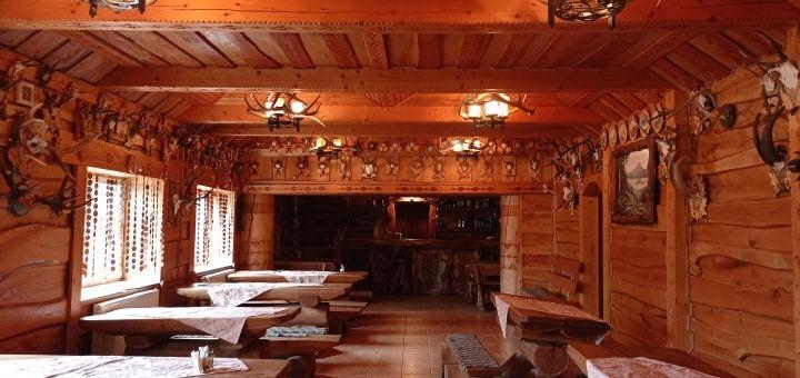 От 3 дней отдыха с двухразовым питанием в отеле-ресторане «Скифские охоты»