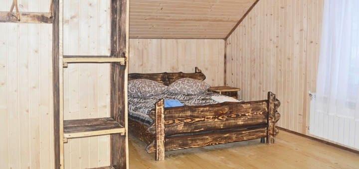 От 3 дней отдыха с двухразовым питанием в отеле «Газдівська хижа» на курорте Пилипец