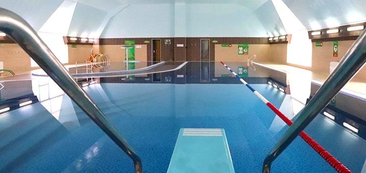 3 часа посещения бассейна, тренажёрного зала и хаммама в комплексе «Severinovka Family Club»