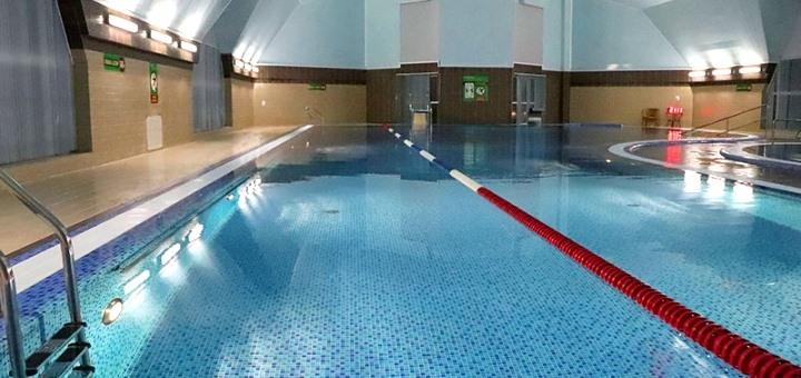 3 часа посещения бассейна, тренажёрного зала и хаммама с массажем в «Severinovka Family Club»
