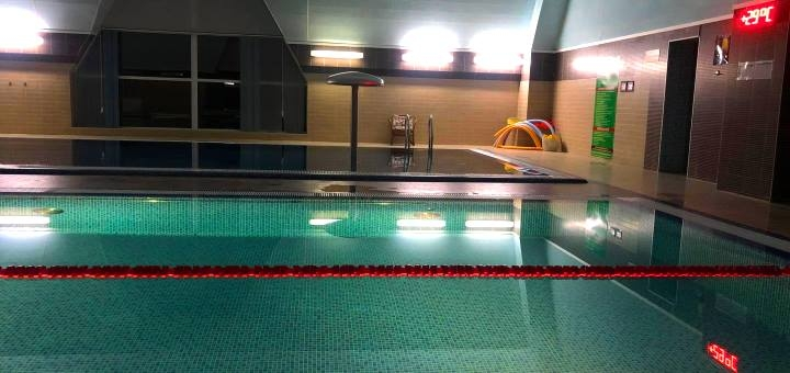 До 6 часов посещения банного комплекса в «Severinovka Family Club»