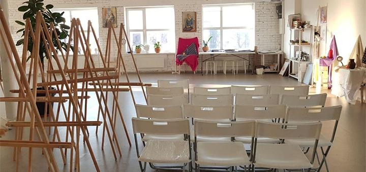 До 8 уроков рисования в художественной школе «Irpen Art School»