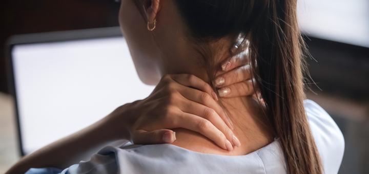 До 5 сеансов массажа спины в студии массажа «Грация»