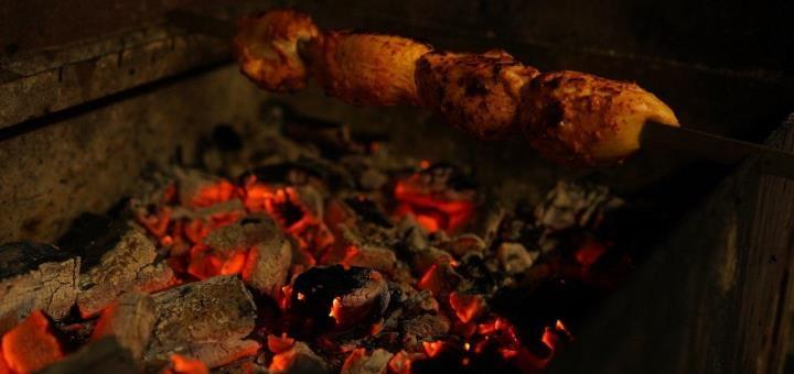 Романтический ужин для двоих в ресторане грузинской кухни «Хванчкара»