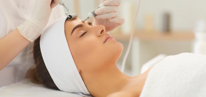 До 5 сеансів мікротокової терапії обличчя в салоні краси Оксани Гамальчук