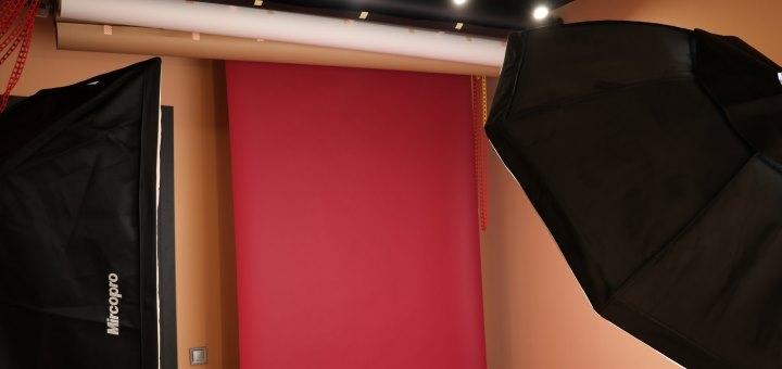 До 3 часов аренды студии для фото и видеосъемок от «Фотостудия 474»