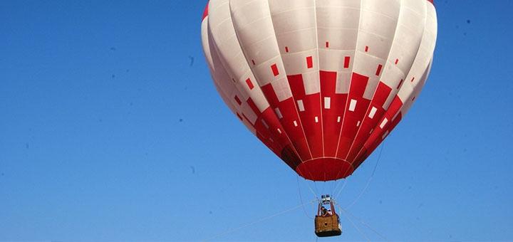 Скидка 45% на полет на воздушном шаре от компании «Небо для тебе»