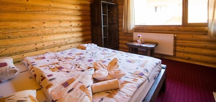 От 4 дней отдыха с джиппинг-туром и питанием в отеле «Кременица» в Карпатах