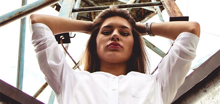 Индивидуальная портретная фотосессия от фотографа Евгения Полосенко