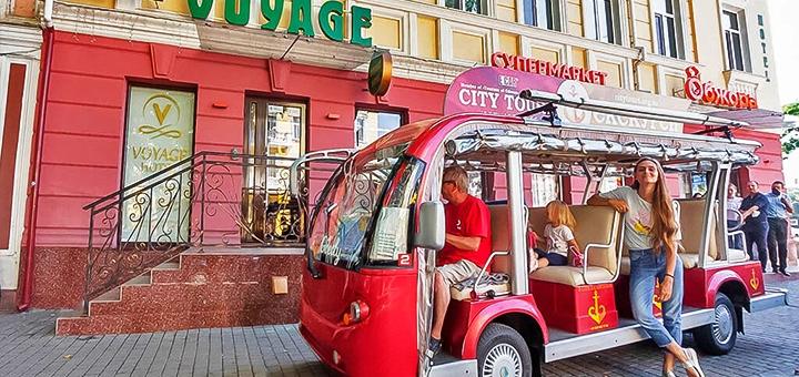 От 2 дней отдыха в июне в отеле «Вояж» в центре Одессы