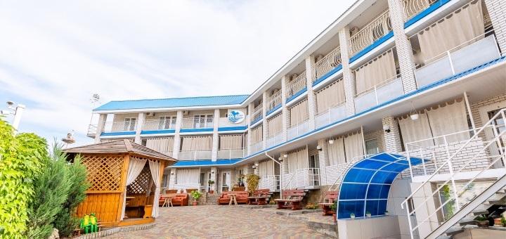 От 3 дней отдыха в мае в отеле «Гостевой дом 170» в Кирилловке