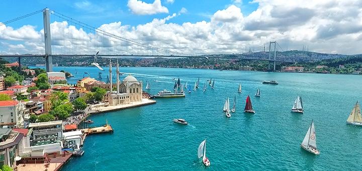 Автобусный тур из Киева в Стамбул на 6 дней от «Universal Travel Group»