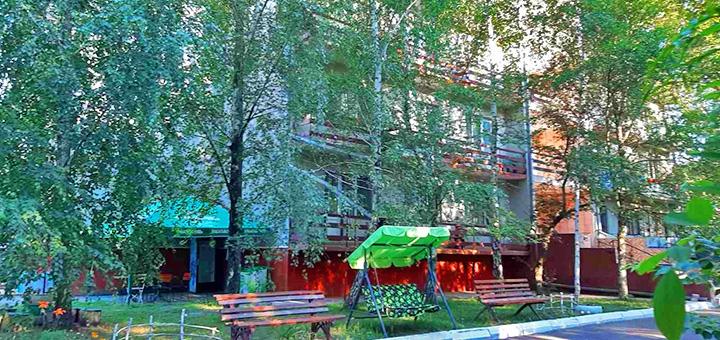 От 3 дней отдыха в сентябре в пансионате «Волна-4» в Железном Порту на первой линии