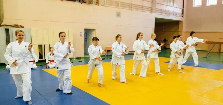 До 100 профессиональных занятий айкидо для взрослых в клубе «Айкидо Kiev Misogi»
