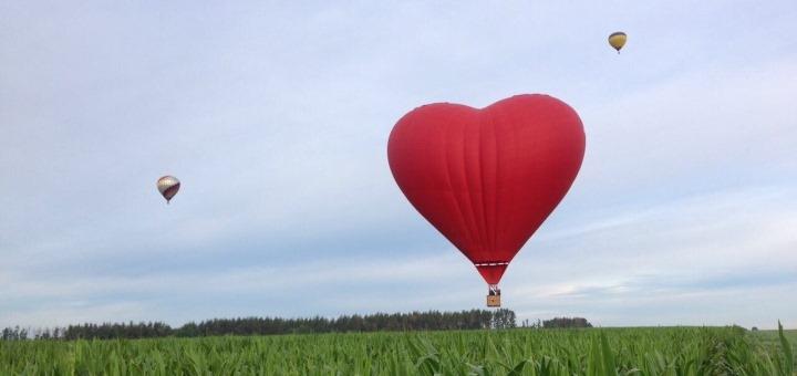 Скидка до 30% на полет над Добропарком на воздушном шаре от компании «Впечатления»