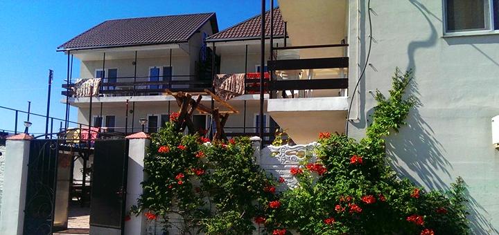 От 3 дней отдыха в июне в отеле «Вилла Альба» в Затоке на Черном море