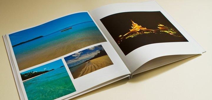 Печать фотокниг на премиум-бумаге от сервиса «Starbooks»