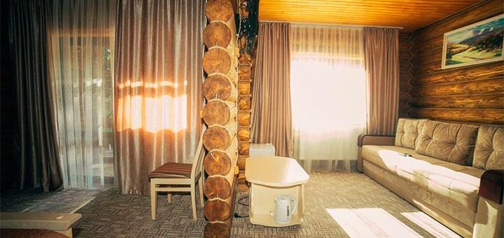 От 3 дней отдыха с питанием в SPA-отеле «Срібне Джерело» в Карпатах